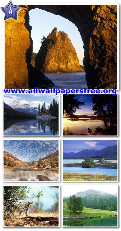 100 Amazing Nature Wallpapers 1280 X 1024 [Set 11]