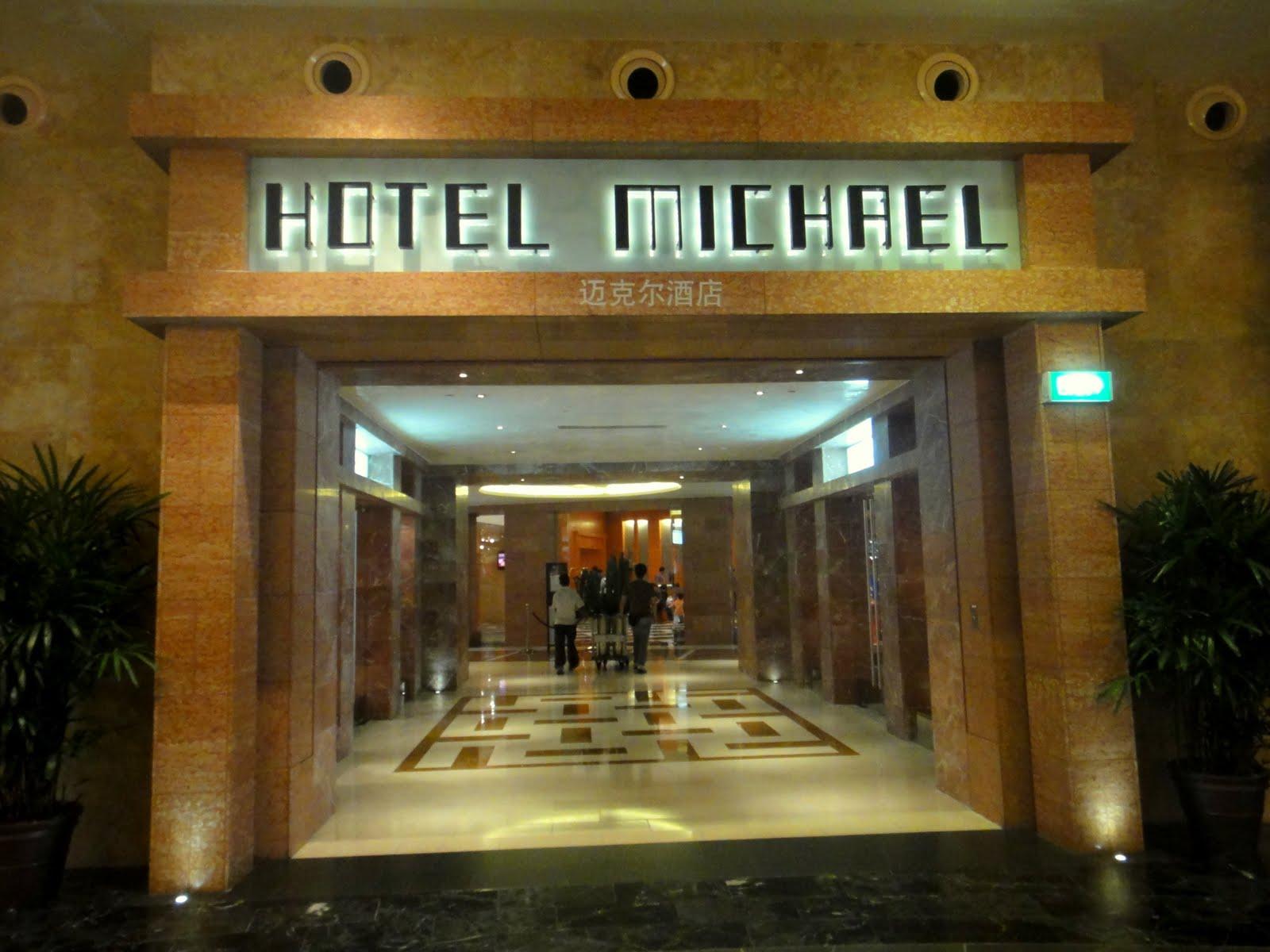Hotel Michael Deluxe Room