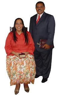 Supervisor MMM Rep.Dom, Rev. Ruben y Magali Baez