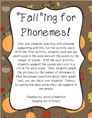 http://www.teacherspayteachers.com/Product/Phoneme-Segmenting-Fall-982342