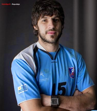 Maxi Cancio (URU) sigue en ASOBAL | Mundo Handball