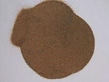 Monazite powder