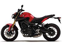 2014 Yamaha FZ-09 Gambar Motor 1