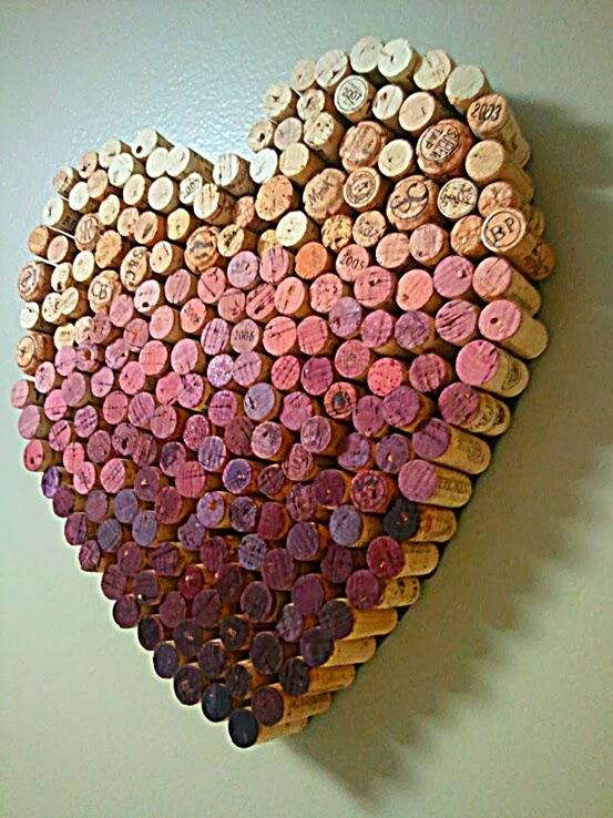 Detr s de mi puerta decorar la casa en san valentin for Decoracion de puertas de san valentin