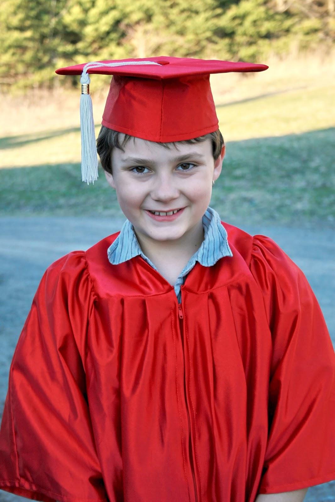 Cap and gown for kindergarten - Gradshop Graduation Cap And Gown Child