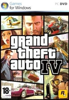 GTA Grand Theft Auto 4 IV Four (Original PC Games) Sealed New in Box