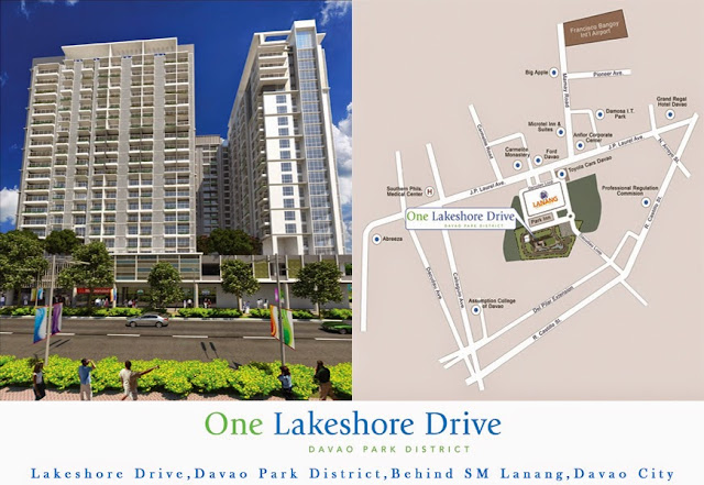 One Lakeshore Drive Davao