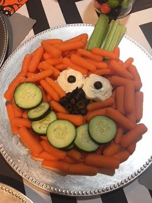 Pumpkin  Mummy Meal! 2017