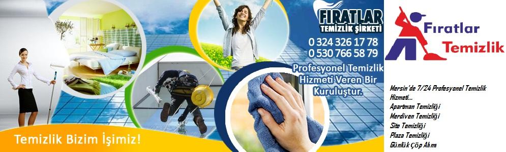 Mersin Temizlik Şirketleri, Mersin Temizlik Firmaları