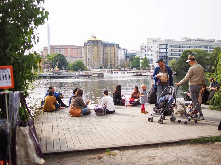 stockholm market