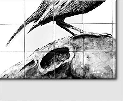 Detalhe painel, 1 a 13-A