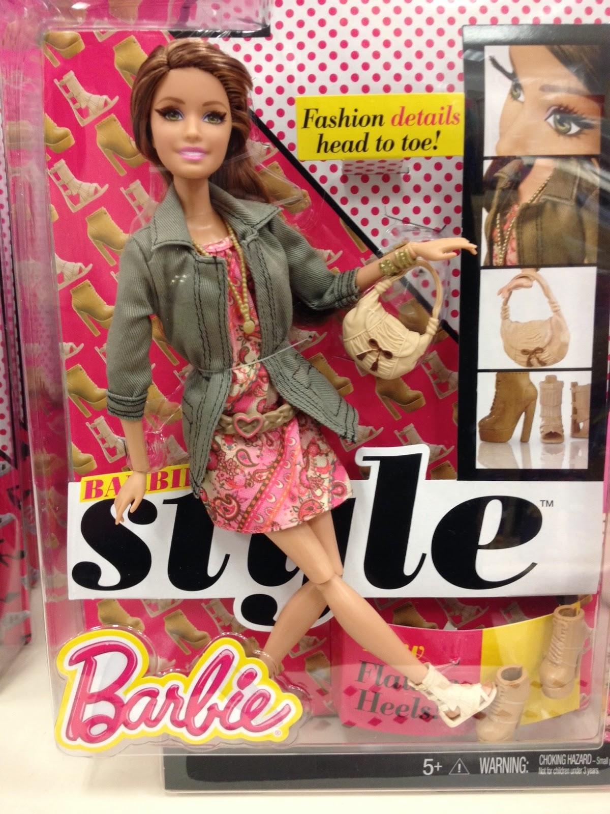 Doll lightful new barbie style dolls target revised - Barbie barbie barbie barbie barbie ...