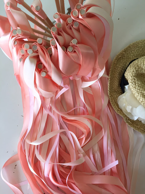 DIY, Ribbon Wand, DIY Weddings