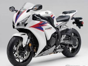 Motor Honda Terbaru CBR 1000 RR 2012