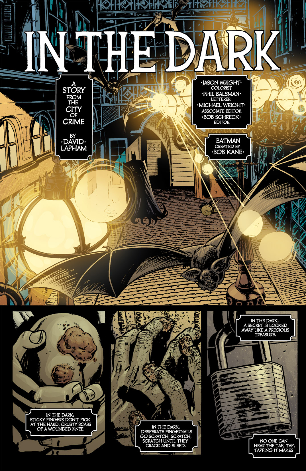 Detective Comics (1937) Issue #800 Page 32