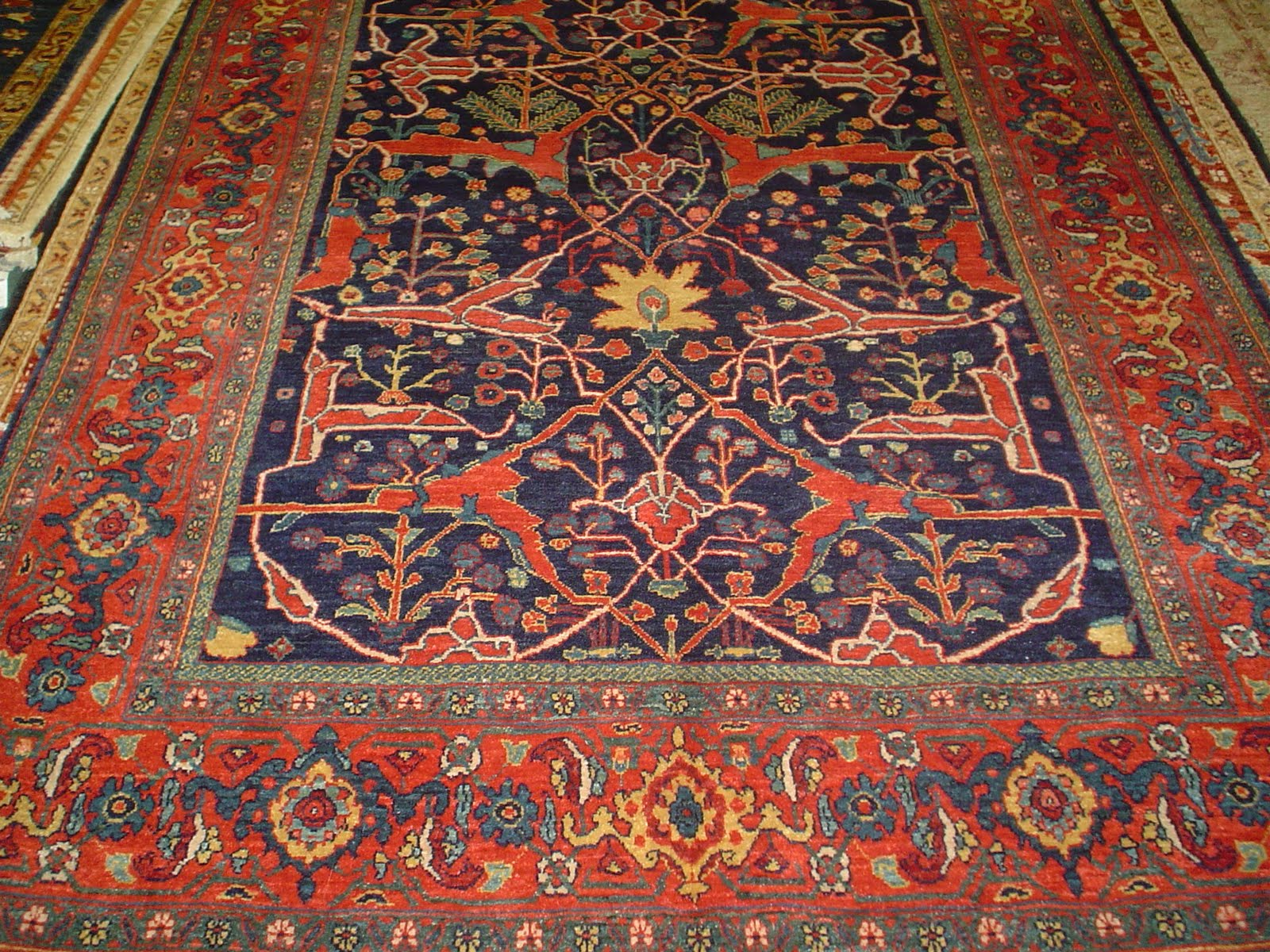 Bidjar Rugs Home Decor