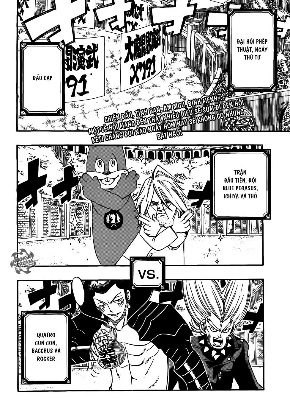 Fairy Tail chap 293 page 3 - IZTruyenTranh.com