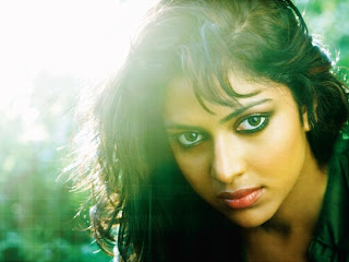 Amala paul's excitement