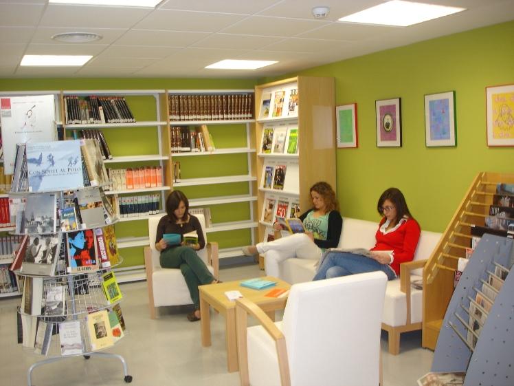 Blog de la biblioteca uclm el rinc n de lectura de la for El rincon de la lectura