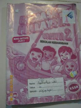Buku Aktiviti Jilid II