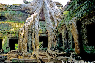 wonder of angkor wat
