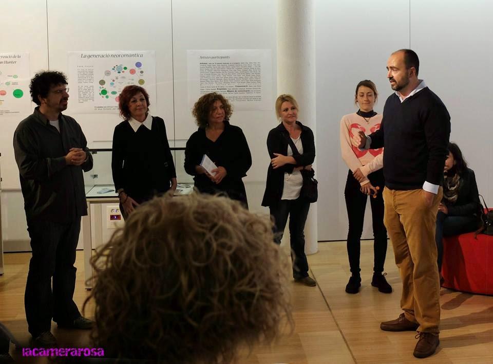 Presentació Projecte Catalan Hunter. Exposició artística fins el 25 de juny 2015