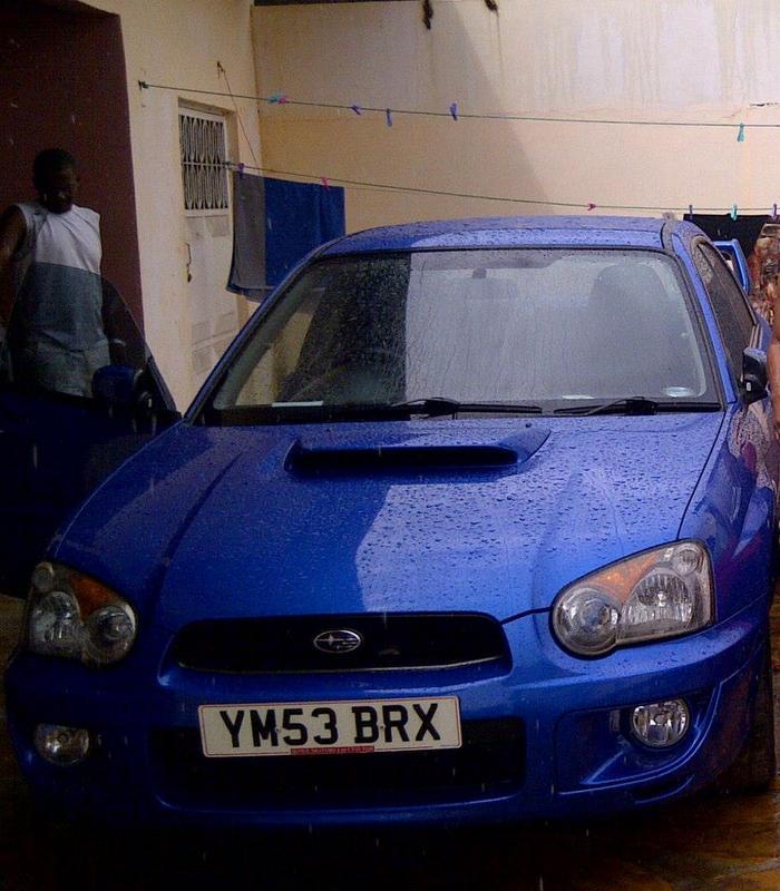 CARS FOR SALE: SUBARU IMPREZA WRX & LAND ROVER DISCOVERY 3