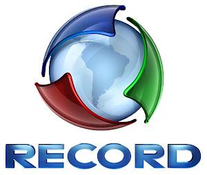 SITE OFICIAL REDE RECORD: