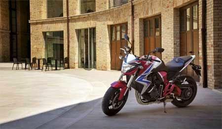 foto Honda CB1000R