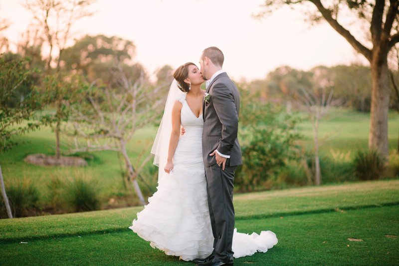 deer creek golf club wedding florida