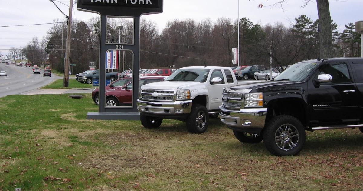 Vann York Chevrolet Buick Gmc Cadillac Rocky Ridge
