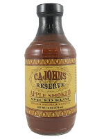Cajohn's Private Reserve Apple Smoked Spiced Rum Ancho Barbeque Sauce