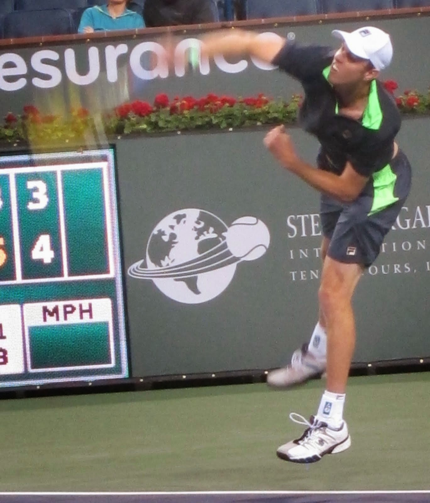 Rankings mover of the week: Sam Querrey
