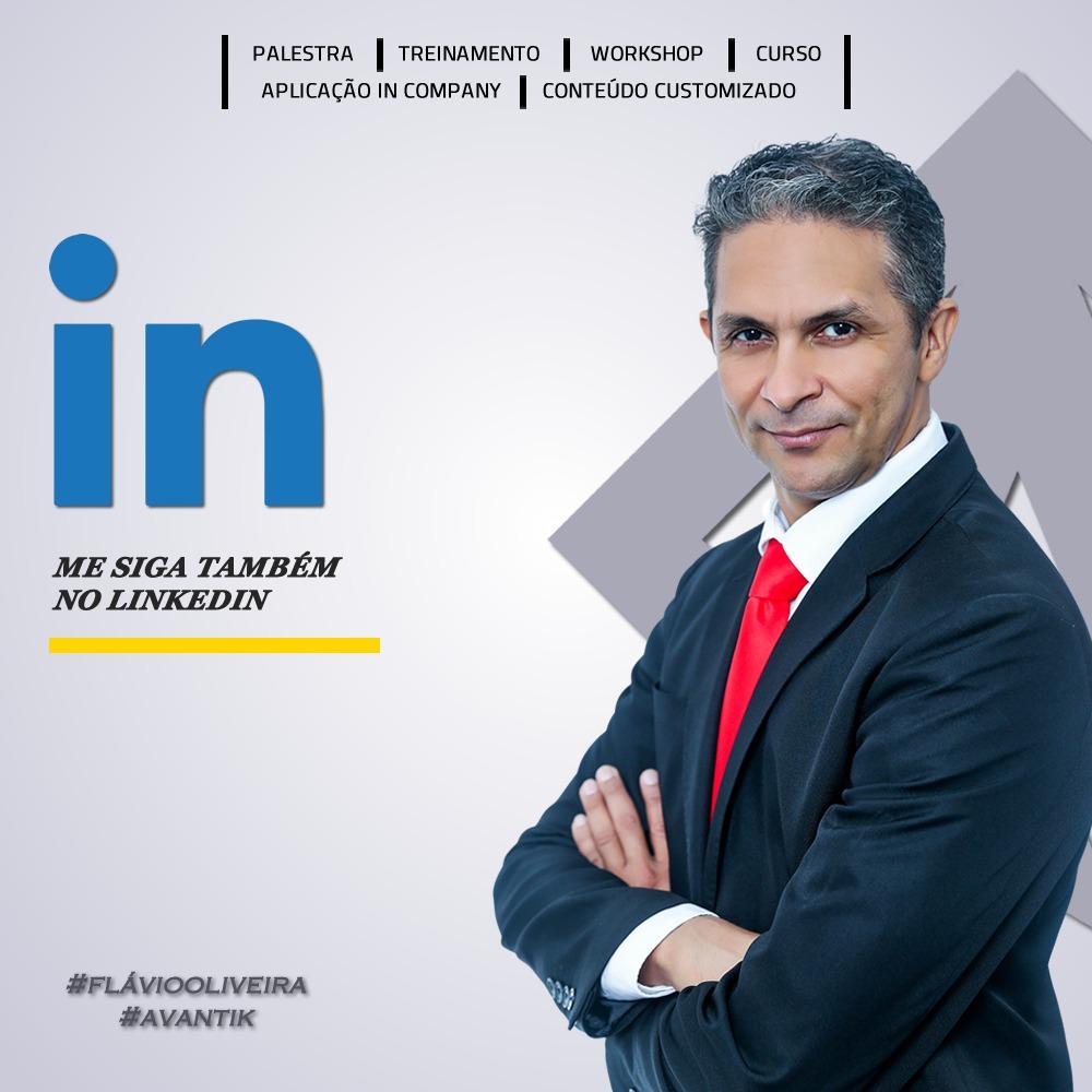 Linkedin - Flavio Oliveira