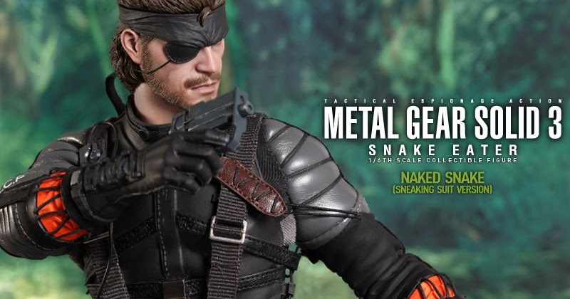 toyhaven: Preview & Pre-order Hot Toys Metal Gear Solid 3