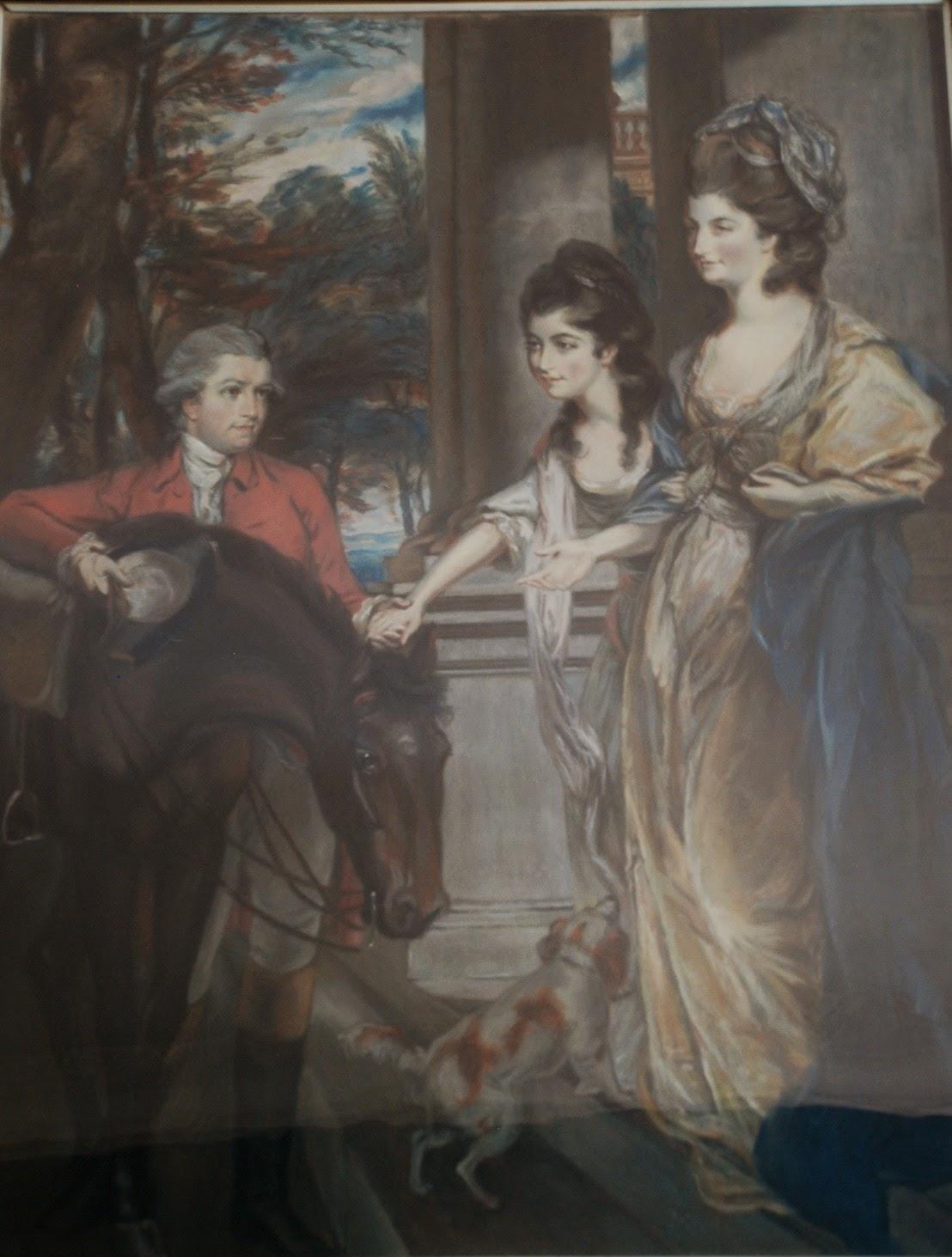 Robert Child, Sarah Anne Child and Sarah Child