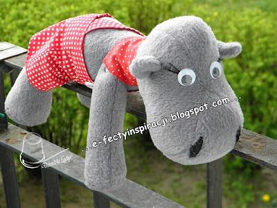 hipopotam przytulanka