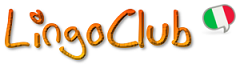 LingoClub : Learn Italian