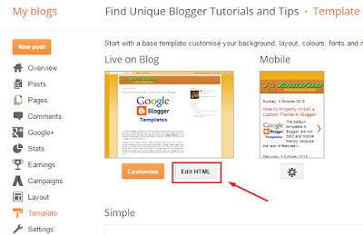 Blogger Sitemap Submission in Google Search Console