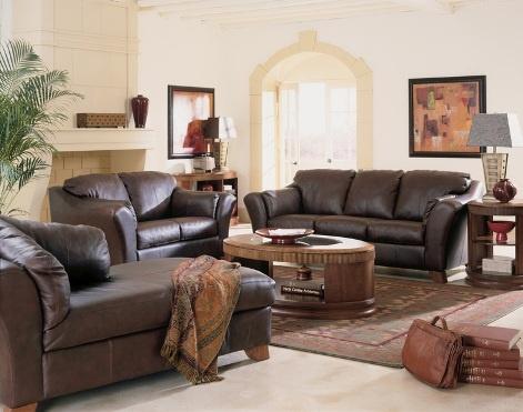Lindos Muebles para una Sala de Estar Pequeña - Small Living Room ...