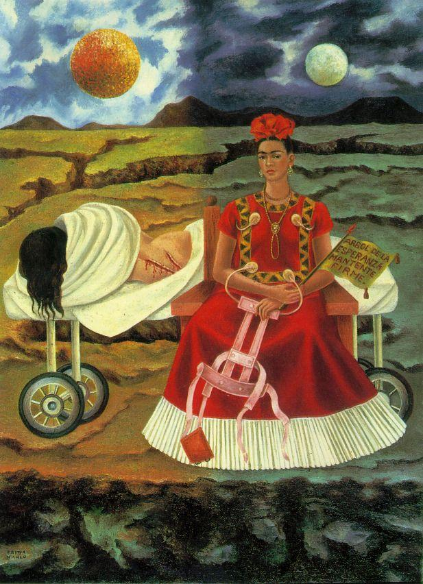 frida kahlo art essay