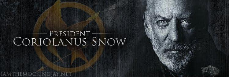Los Juegos Del Hambre: Punto de vista del presidente Snow