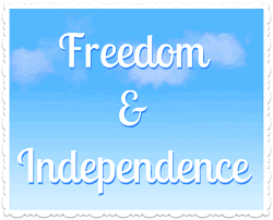 ~ How Independant Are You