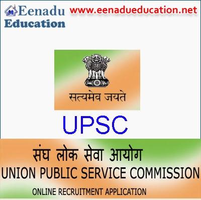 Union Public Service Commission various Jobs