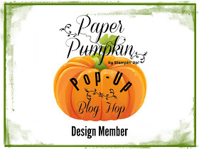 Paper Pumpkin Blog Hop
