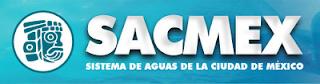Logo Sistema de Aguas de la Ciudad de México.