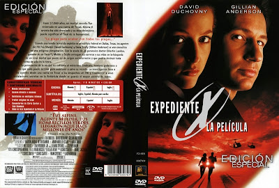 Expediente X. Enfrentate al Futuro | 1998 | The X-Files: Fight the Future