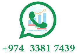 Call/WhatsApp +974 3381 7439