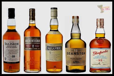 10 mejores whiskies single malt scotch