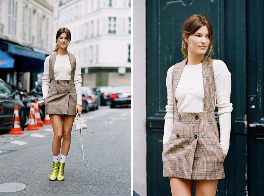 Vanessa Jackman: Paris Couture Fashion Week AW 2012/13
